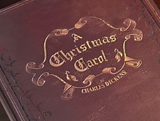 A Christmas Carol:title sequence