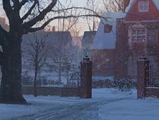 A Christmas Carol: town
