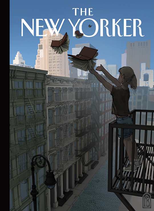 Aaron Becker 187 The New Yorker